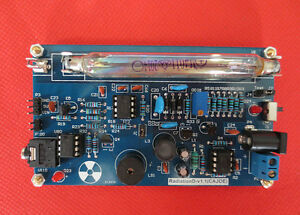 Open Source Geiger Counter Kit Nuclear Radiation Gm Detector Tube Radiation