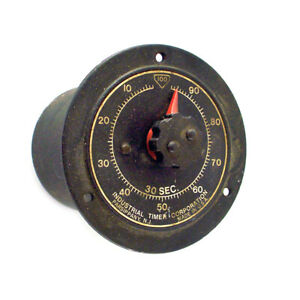 Industrial Timer Corp 30 Sec Timer Pc 30 S