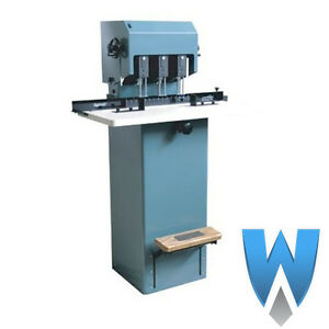 Lassco Spinnit Fmms 3 Paper Drill