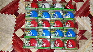 Huge Lot 20 Red White Blue Scotch Magic Football Helmet Tape Dispenser With Tape