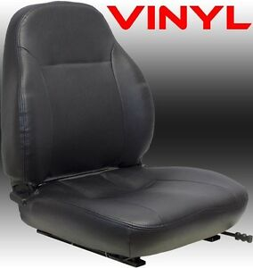 Takeuchi Mini Excavator Seat Fits Various Models s2