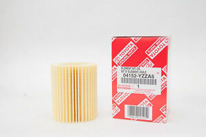 Toyota Oem Engine Oil Filter 04152yzza5