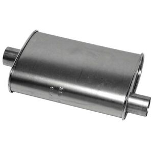 Thrush Exhaust Turbo Muffler 17715