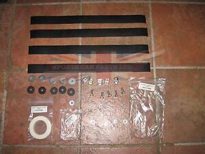 Brand New Deluxe Fuel Tank Mounting Installation Kit Mgb 1965 1980