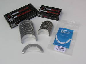 King Engine Bearings Main Rod Integra Gsr Type R Dc2 B18c1 B18c5 B18c Acura Vtec