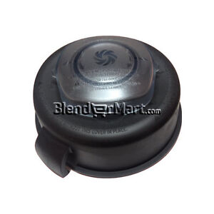 Vitamix 15647 Rubber Lid For 32oz 0 9l Container W Plug Fits 15643 Container