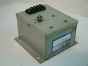 Robicon Rms Current Metering Converter 359 016