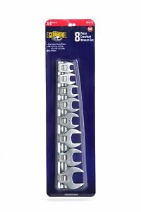 Gearhead Sae Crow Foot Wrench Set 8 piece Gh4773