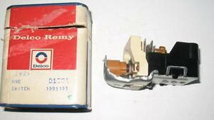 Nos 1974 1975 Chevrolet Nova Chevelle Vega Monza Gto Headlamp Switch 1995193