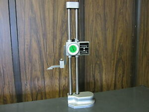 12 Precision Double Beam Dial Height Gage W Digital Counter 604 755 new