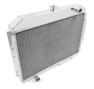 1958 1959 1960 American Motors Rambler 3 Row Champion Dr Radiator