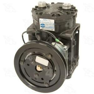 Factory Air By 4 Seasons New York 209 210 Compressor W Clutch 58022