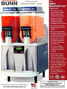 Bunn Granita Machines