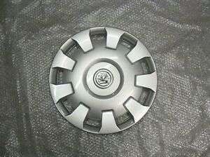 Vauxhall Vectra C Hub Cap Cover Flush Genuine New 02 08