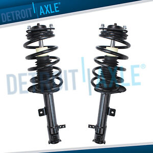 For 2007 2017 Jeep Patriot Compass Dodge Caliber 2 Front Quick Install Struts