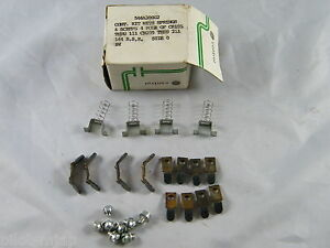 General Electric Contact Repair Kit Part 546a300g2 4 Pole Size 0 New