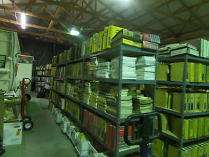 Used Equipment Manuals Approximately 40 000 Or More Profitable Business