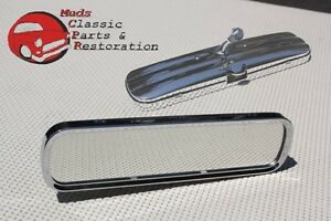 Guide Style Ribbed Day Nite Interior Inside Rear View Mirror Chevy Gmc Truck New