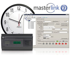 Lathem Masterlink V2 2 Enterprise Software