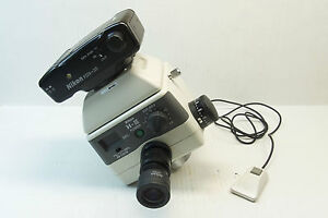 Nikon H iii Power With Fdx 35 Microscope Camera System With Remote