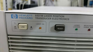 Hp 5507b Laser Position Transducer Electronics