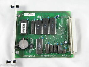 Triton 9100 Atm Memory Module 9600 2002 Board Number Ssp02 Revision D