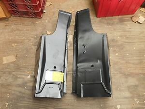 Nos 1969 1970 Ford Mustang Shelby Trunk Floors Pair