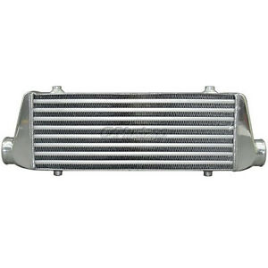 Cxracing 2 5 Inlet Outlet Universal Turbo Intercooler 23 5 X7 X2 5