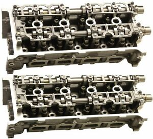 2 Ford Lincoln Mustang Cobra Aviator 4 6 Dohc Cylinder Heads 32v Casting Rf2c5e