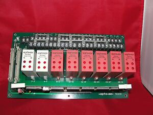 Opto 22 Idc5bq Solid State Relay 2 Odc5q 6 With Pb32hq Board B4 Brain