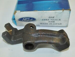 New Ford Festiva Nos Oem Shift Fork Lever Arm Part E8bz 7231 A