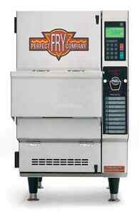 Perfect Fry Pfa5700 Fully automatic Ventless Countertop Deep Fryer 5 7 Kw 240