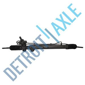 Power Steering Rack And Pinion Assembly For Honda Accord Acura Cl 6 Cylinder
