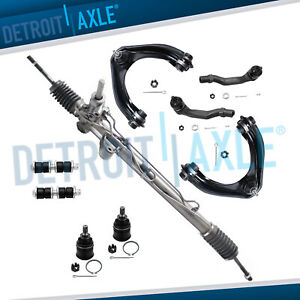 Rack And Pinion For 1996 1997 1998 1999 2000 Honda Civic W Upper Control Arm