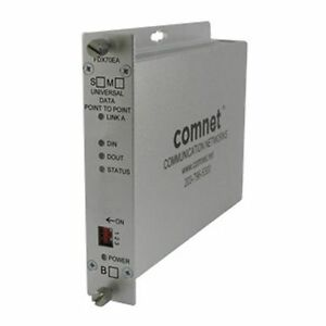 Comnet Fdx70ebs1 Universal Data Point To Point b End