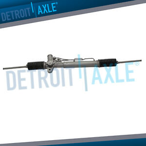 Complete Power Steering Rack And Pinion Assembly For Kia Spectra Spectra5