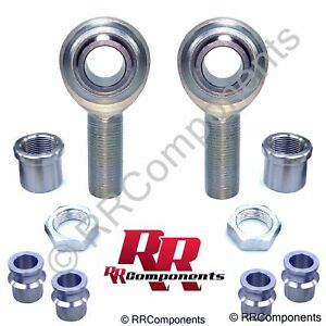 5 8 18 Thread X 1 2 Bore Panhard Heim Joints W cone Spacers Bung 1 1 4 X 120