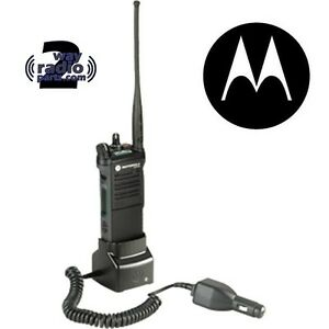 New Genuine Motorola Travel Charger Apx6000 Apx8000 Xe Mount Bracket Rln6434a