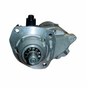 Compatible With John Deere Tractor Starter Ty24439 7200 Loader 7400 7600 7610 77
