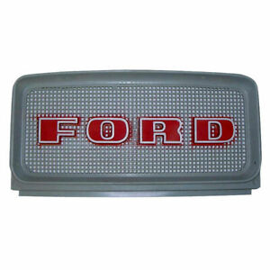 Ford Tractor Grill C9nn8a163ag 2000 2110 2120 2150 2300 2310 3000 3055 3110 3120
