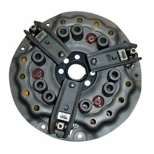 Ford Tractor Clutch Plate Double 86634451 2000 2110 2120 2150 2300 230a 231 2310