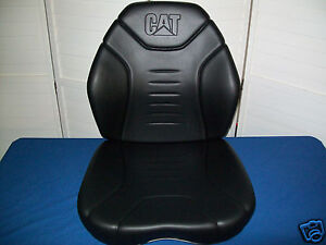 Cat Caterpillar Suspension Seat Replacement Cushion Kit compact Wheel Loader jt