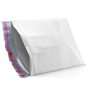 50 6 12 1 2 X 19 Poly Bubble Mailers Padded Envelopes