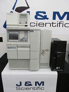 Waters 2695 Hplc System With 2487 Dual Absorbance Detector