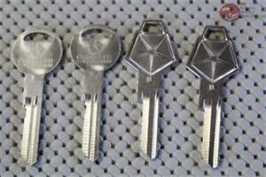 Oem Key Blanks Dodge Plymouth Chrysler Mopar A B E Body Pickup Truck Pentastar