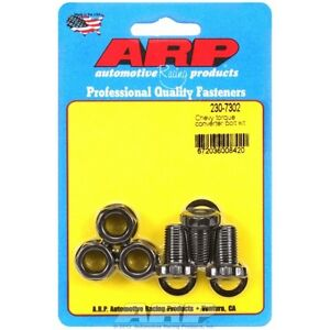 Arp Bolts 230 7302 Chevy Torque Converter Bolt Kit
