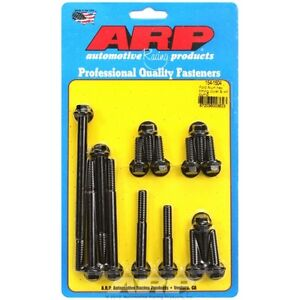 Arp Bolts 154 1504 Ford Aluminum Hex Timing Cover Water Pump Kit