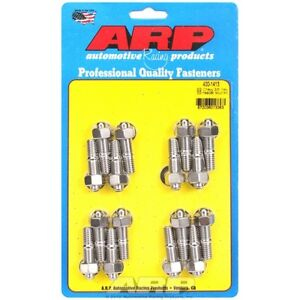 Arp Bolts 400 1413 Big Block Chevy 3 8 Hex Stainless Steel Header Stud Kit