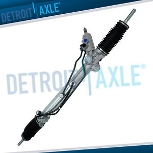 Complete Power Steering Rack And Pinion Assembly For Bmw 5 Series