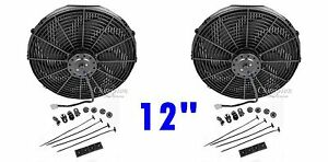 Ca Fan Kit Dual12 Electric Champion Cooling Systems